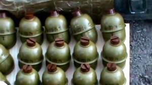 У Хмельницькому знайшли величезний арсенал зброї