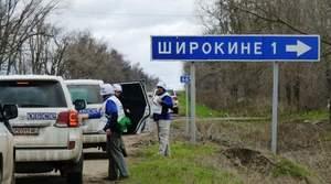 Терористи не хочуть віддавати Широкиного — стріляють з танків