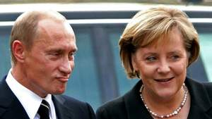 Меркель у Москві: про що говорила Канцлер з Путіним