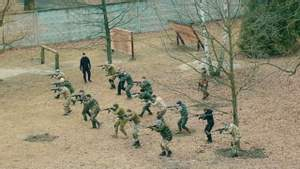 """У кращих традиціях Голлівуду: """"Азов"""" показав емоційне відео з тренування"""
