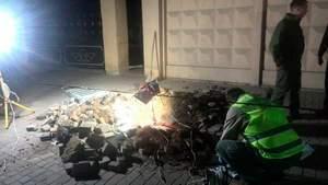 В Одесі вибухнула саморобна бомба, закладена в каналізаційний люк