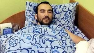 Російського спецназівця Єрофєєва вже перевели в СІЗО