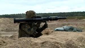 НАТО демонструє свою силу Росії