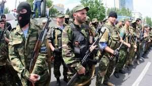Терористи отримали від своїх ватажків дозвіл на використання важкого озброєння