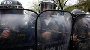 Поліція водометами розігнала демонстрантів у Вірменії. Є затримані