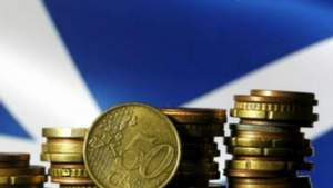 Грецькі пенсіонери залишилися без грошей і взяли в облогу Мінфін