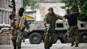 """Бойовики знову взялись за танки і """"Гради"""": найгарячіше в напрямку Донецька"""