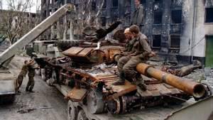 Як Росія програла війну маленькій Чечні