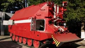У Львові розробили унікальну пожежну машину, аналогів якій немає у світі