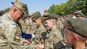 У Харкові готують майбутню військову еліту