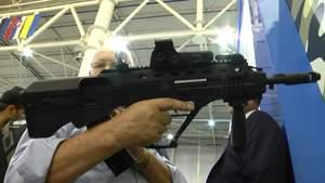 Найбільша в країні виставка зброї відкрилася у Києві
