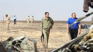 Авіакатастрофа в Єгипті сталася через вибух, — розвідка