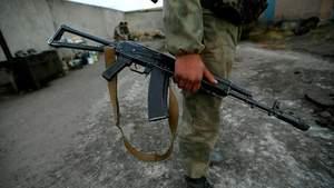 На Луганщині відбувся бій між силами АТО та диверсантами