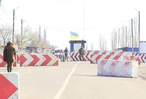 Україна закрила один із в'їздів до окупованого Криму
