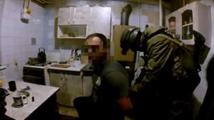 """СБУ затримала чоловіка, який три місяці """"зливав"""" дані про сили АТО"""