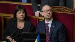 Яценюк готовий піти у відставку