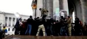 На Майдані сталась бійка