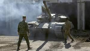Бойовики підступно спровокували українських військових застосувати зброю