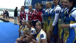 """Українки здобули """"бронзу"""" на Чемпіонаті світу з веслування"""