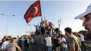Переворот у Туреччині: реакція світу
