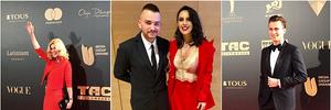 Золота дзиґа 2018: найкращі фото зірок з червоної доріжки