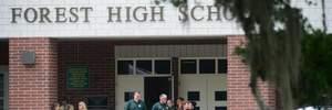 Ученик устроил стрельбу в школе Флориды: есть раненый