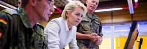 Президент Путін не цінує слабкості, – міністр оборони Німеччини