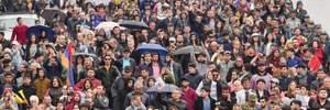 У Вірменії помер учасник мітингів протесту, ще один підліток травмований
