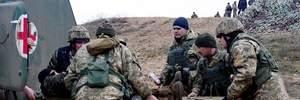 Пророссийские боевики применили запрещенное оружие: среди украинских военных есть раненые