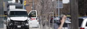 Наїзд на людей у Торонто: посол сповістив, чи є серед постраждалих українці