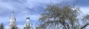 Церковные баталии на Тернопольщине: как УПЦ МП начала строить палатки для богослужений