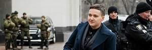 Адвокат Савченко повідомив, які зміни в її організмі відбулися за час голодування