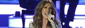 Певица Селин Дион вернулась на сцену после тяжелой операции