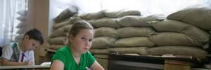 Сколько школ разрушено из-за обстрелов на Донбассе: потрясающие цифры