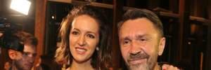 Дружина Сергія Шнурова прокоментувала своє розлучення з чоловіком