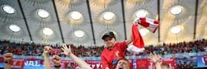 Финал Лиги чемпионов в Киеве: пограничники отчитываются о безумном количестве болельщиков