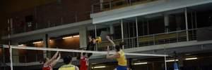 Волейбол: сборная Украины без проблем одолела сборную Португалии