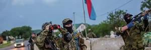 В разведке обнародовали количество потерь боевиков на Донбассе