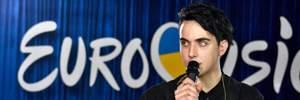 MELOVIN розповів про політику на Євробаченні