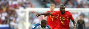 Збірна Бельгії розгромила Панаму на Чемпіонаті світу