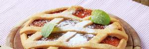 Італійська кростата з джемом: рецепт смачної випічки