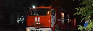 В Днепре вспыхнул пожар в многоэтажном жилом доме: есть жертвы