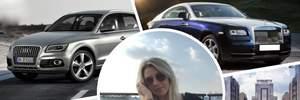 Як начальниця Львівської митниці оформила на 74-річну свекруху елітний Rolls-Royce