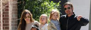 """Бред Пітт не дозволив дітям зніматися з Анджеліною Джолі у """"Малефісенті"""": подробиці"""