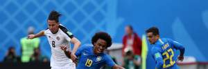 Бразилия обыграла Коста-Рику благодаря голам в дополнительное время