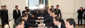 Южная и Северная Кореи впервые за долгое время, дадут возможность воссоединиться семьям