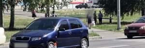У Харкові іномарка переїхала маленького хлопчика: фото