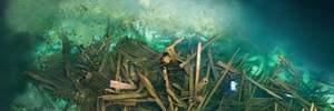 У Дніпрі неподалік Херсона археологи знайшли 2 середньовічні кораблі XVII століття