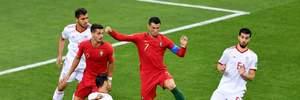 Иран – Португалия: видео голов и моментов матча