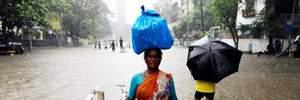 Потужні сезонні дощі в Індії вже забрали життя 511 людей